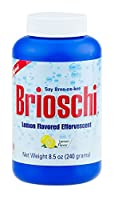 ABOUT: Brioschi is BACK, The Original Lemon Flavored Effervescent is finally back. Being imported directly from the manufacturer in Italy, Brioschi effervescent is back. Don't know what Brioschi is, or sometimes referred to as Briosche, breoski, brio...