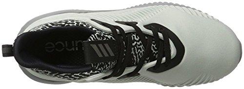 adidas - Zapatillas para deportes de exterior para mujer Gris gris luminoso (ral 7035) 37 Blanco / Gris