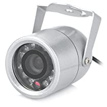 Surveillance Security Camera Water Resistant Remote View for Outdoor Home Surveillance
