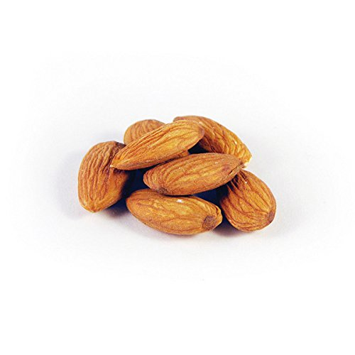 Almonds Raw Bulk 50lb by In-Room Plus, Inc.