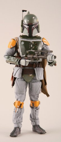 Medicom Real Action Hero Starwars Boba Fett 12