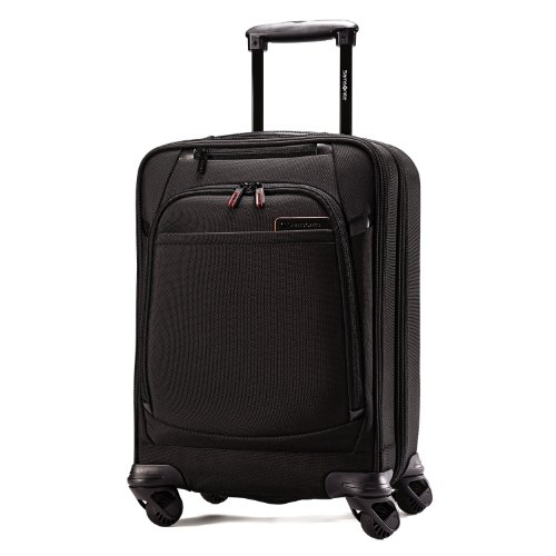 Samsonite Pro 4 DLX Vertical Spinner Mobile Office (Samsonite Pro Dlx Black Luggage)