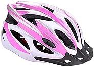 Zacro Bike Helmet Adult Men Women - CPSC Safety Certified Lightweight Bicycle Helmet with Detachable Sun Visor