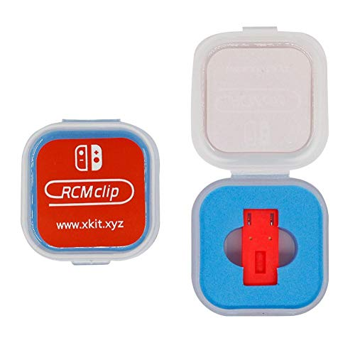 Navigatee DN Paper Clip for Nintendo Switch RCM Tool RCM Short Circuit  Tools Archive Modified Shorting Kits