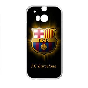 FC Barcelona Design Hard Case Cover Protector For HTC M8