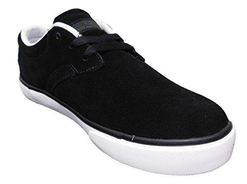Fallen Men's Spirit Skate Shoe (7.5M, Black/White/Texas)