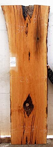 Natural Cherry Wood Slab Bar Countertop Live Edge Bartop Counter Custom DIY Sideboard Rustic Vanity Table Unfinished Raw Furniture 6306s4