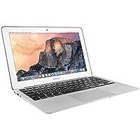 Apple MacBook Air MD711LL/B 11.6 Laptop, Intel Core i5, 4GB Ram, 128GB SSD (Certified Refurbished)