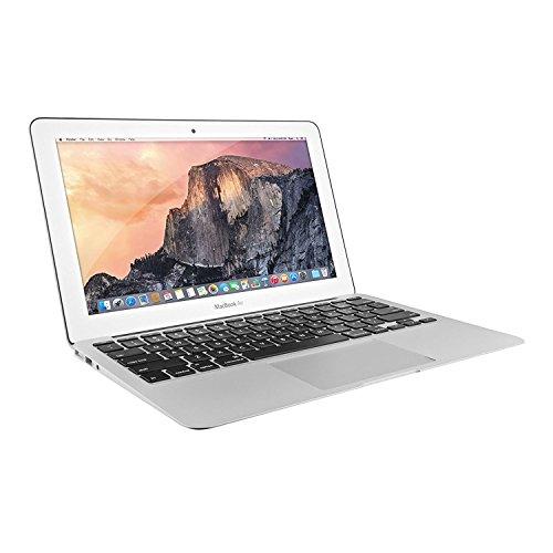 """Apple MacBook Air MD711LL/B 11.6"""" Laptop, Intel Core i5, 4GB Ram, 128GB SSD (Certified Refurbished)"""