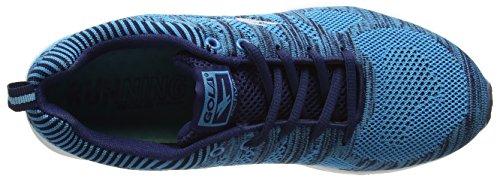 para Zenith Azul Mujer Gola Navy Running Blue Zapatillas de wAWqaI