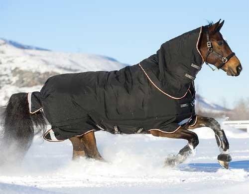 Horseware Rambo Supreme Turnout Blanket 420g 81 by Horseware