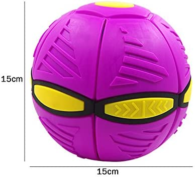 sxbest 1 unidades UFO Magic Ball Bola de Flying platillo mágica ...
