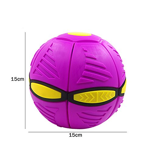 sxbest 1 unidades UFO Magic Ball Bola de Flying platillo mágica ...