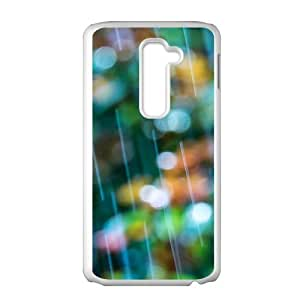 Abstract blurry lighting Phone Case for LG G2