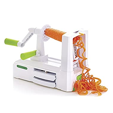 Spiral Vegetable Slicer Spiralizer Veggie Chopper Cutter Kitchen Tools