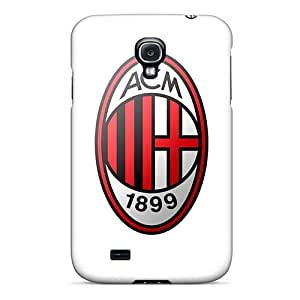 Awesome Case Cover/Galaxy S4 Defender Case Cover(ac Milan)