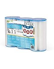 Intex Filter Cartridge Tri Pack A