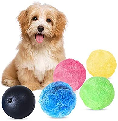 Lomire Magic Roller Ball para Perros Bola de Juguete Eléctrica ...