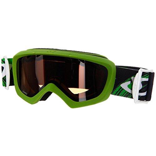 Giro 2014/15 Youth Chico Winter Ski Goggle (Bright Green Cosmos - AR 40)