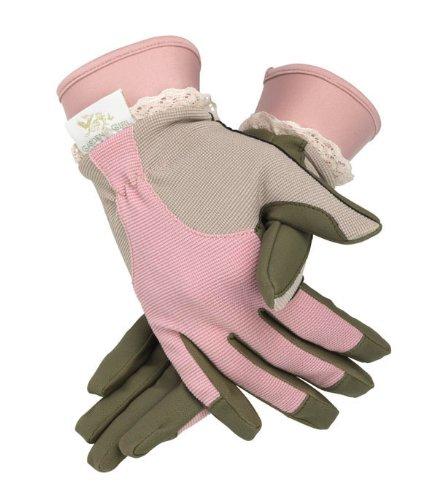 Garden Girl USA Gardening Glove, X-Large, Brown