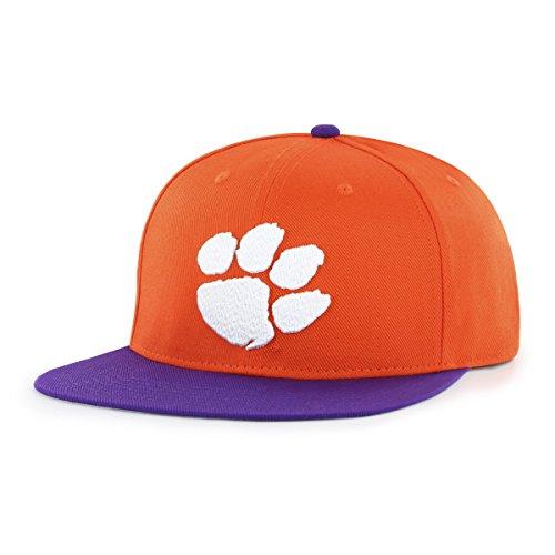 Clemson Tigers New Era 5950 Hat, Clemson 59Fifty Cap