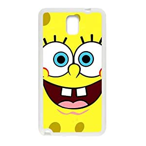 Lovely SpongeBo Cell Phone Case for Samsung Galaxy Note3