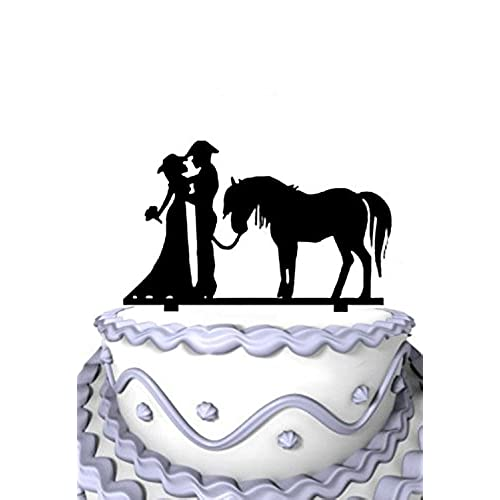 cowboy cake toppers amazoncom