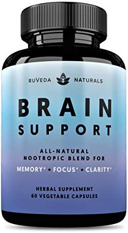 Brain Supplement Natural Nootropic Monnieri