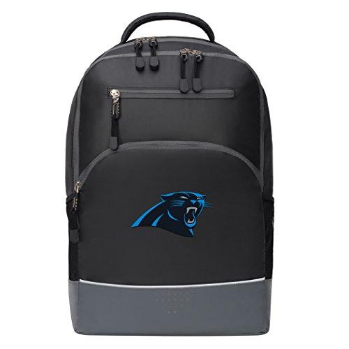 Carolina Panthers Nfl Backpack - The Northwest Company Officially Licensed NFL Carolina Panthers Alliance Backpack, Black