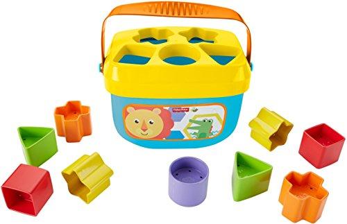 41kDWQqdpGL - Fisher-Price Baby's First Blocks Playset