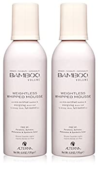 Alterna Bamboo Volume Weightless Whipped Mousse, 6-Ounce 0873509014843
