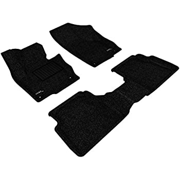 Front WeatherTech 445461 FloorLiner Black