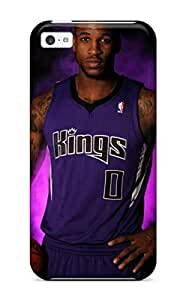nba basketball rookies sacramento kings NBA Sports & Colleges colorful iPhone 5c cases