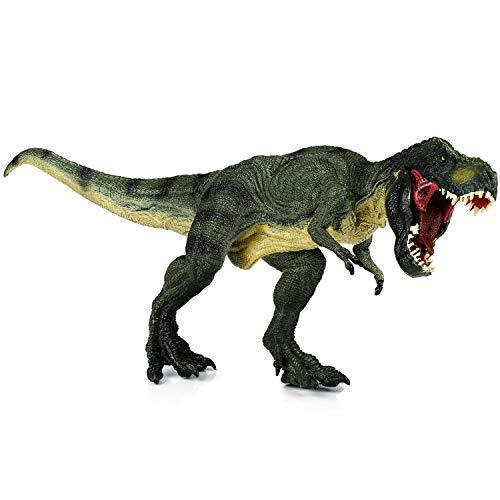 ZJTL Tyrannosaurus Rex Dinosaur Toy, Large Dinosaur of Figure Jurassic Dinosaurs World, Educational Dinosaur Action Model can Meet The Childrens Sensory Stimulation, and Stimulate The Imagination