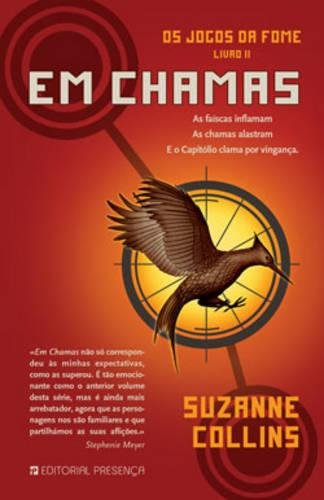 f89674352764b O jogos da fome. Livro II Em chamas  Suzanne Collins  9789722344425 ...