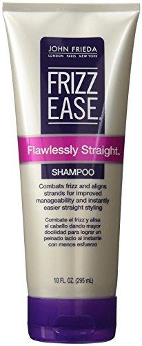 Straight Shampoo Smoothing (John Frieda Frizz Ease Flawlessly Straight Shampoo 10 Fl OZ)