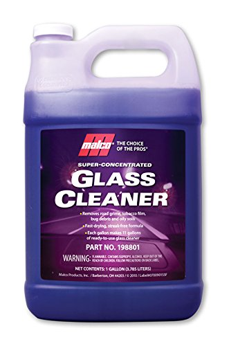 Malco Super Concentrated Glass Cleaner GL