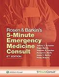 Kindle Store : Rosen & Barkin's 5-Minute Emergency Medicine Consult