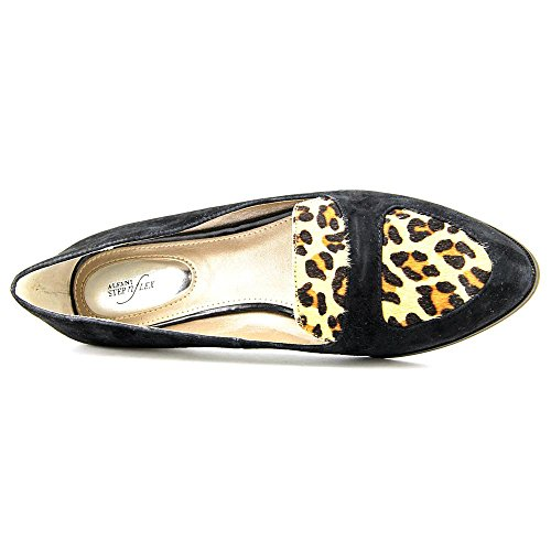 Alfani - Sandalias de vestir para mujer negro/marrón