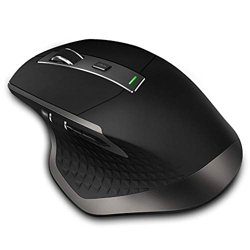XUMINGSB Professional Wireless Mouse Bluetooth Multi-Mode Laser Charging Game Office Business Custom Large Mouse Laptop Mouse