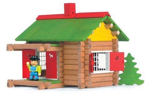 jouet en bois construction maison ~ Maison De Jardin En Bois Jouet