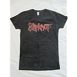 2009 Slipknot Womans Concert T Shirt World Tour All Hope Is Gone Medium