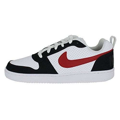 Sneaker Low Uomo Bianco Court Borough Nike q0BvxfUv