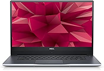 Dell Inspiron 15 7000 7560 15.6-inch FHD Laptop (7th Gen Core i7-7500U/8GB/1TB + 128GB SSD/Windows 10 with Microsoft Office Home & Student 2016/4GB Graphics), Grey