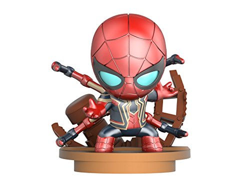 Comicave Studios Podz-Infinity Wars Miniature Figure, Iron Spiderman