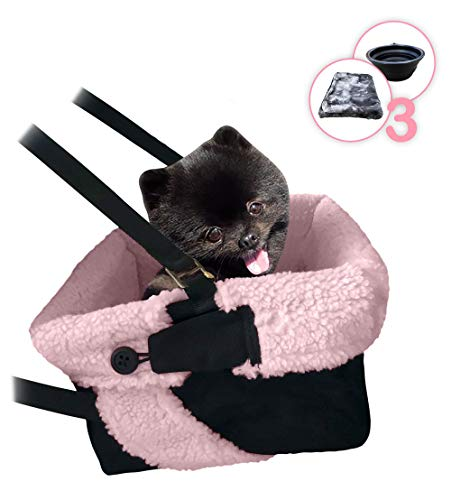 pet booster seat for car - 8