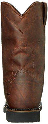 Justin Original Work Boots Mens Worker Two Steeltoe Work Boot Wyoming Waterproof Steel Toe xs2HfuA