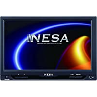 NESA NRM7030 7 Wide Headrest Monitor with built-in 2-Ch IR