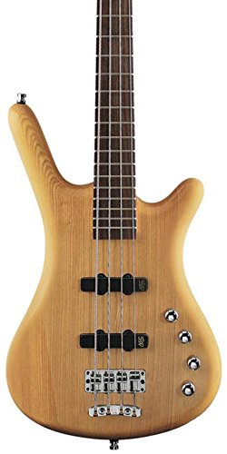 Warwick RockBass Corvette Basic Active Electric Bass Natural