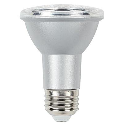 Westinghouse 5000000 50-Watt Equivalent PAR20 Flood Dimmable Cool White Energy Star LED Light Bulb with Medium Base, 0